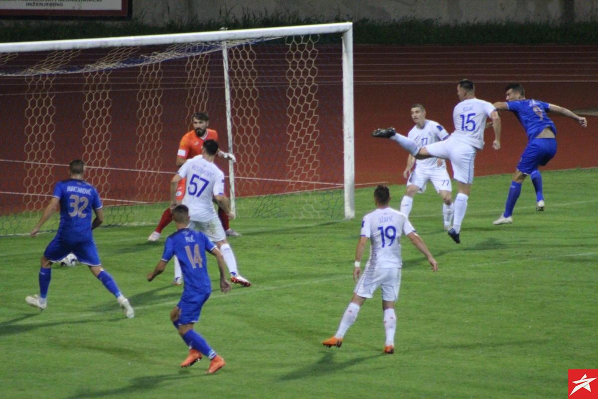 Ramić u 90. minuti pogodio za pobjedu FK Tuzla City