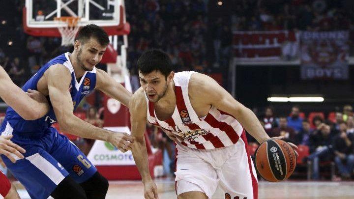 Zvezda srušila velikana iz Pireja, CSKA lagano sa Bambergom, Barca mučila Fenerbahče