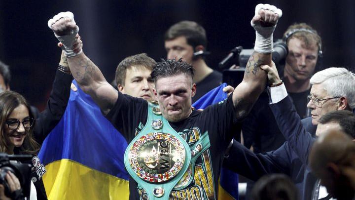 Neka se spreme Joshua i Wilder: Čudesni Ukrajinac kreće u osvajanje teške kategorije