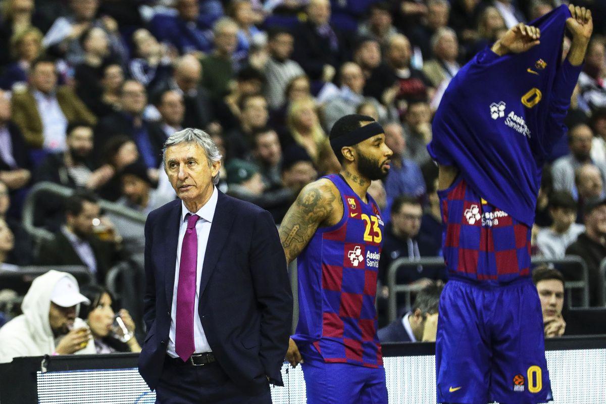 Pešić više nije trener Barcelone