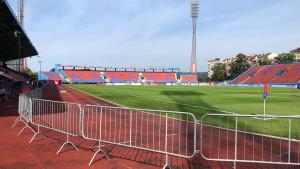 Borac objavio impresivnu fotografiju Gradskog stadiona