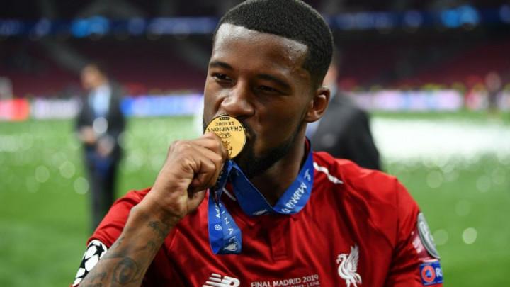 Wijnaldum: Ne želimo misliti kako je Liverpool već prvak
