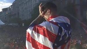 Fernando Torres zaplakao na proslavi titule Evropske lige