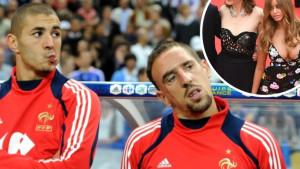 Prostitutka koja je imala aferu s Riberyjem i Benzemom danas šeta crvenim tepihom