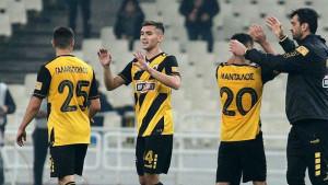 AEK slavio, Šabanadžović ušao u samom finišu