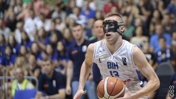 Bh. košarkaši se poigravali sa Slovacima u Skenderiji