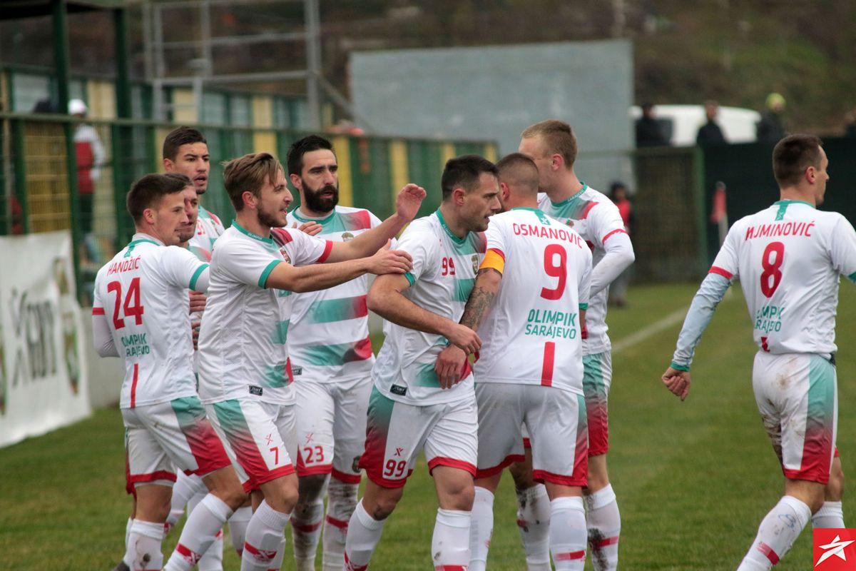 FK Olimpik izborio Premijer ligu, pa dobija novi grb