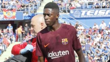 Dembeleova povreda donosi i jednu dobru vijest za Barcelonu!