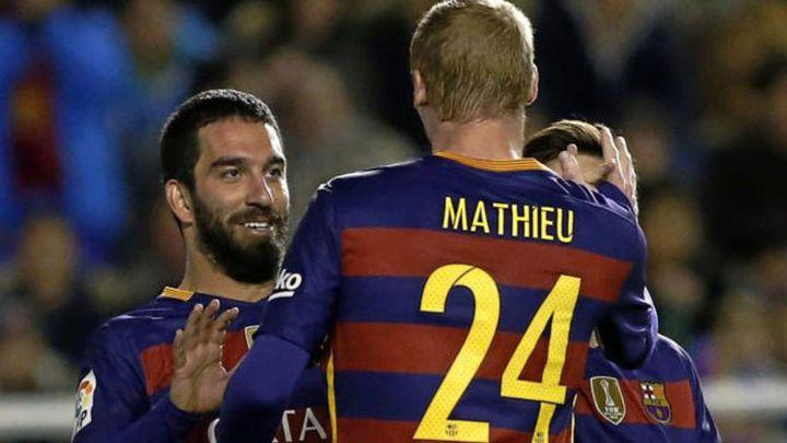 Iako je igrač Barcelone mora odraditi probu