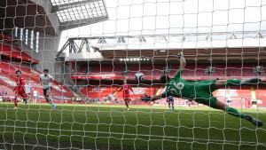 Preokret Liverpoola protiv Ville, Alexander-Arnold zabio fenomenalan gol za pobjedu