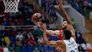 Fantastični Mike James donio pobjedu CSKA protiv Reala