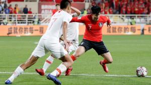 Južna Koreja bolja od Kine, Son asistent