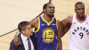 Poslije velike pobjede Warriorsa oglasila se Durantova majka