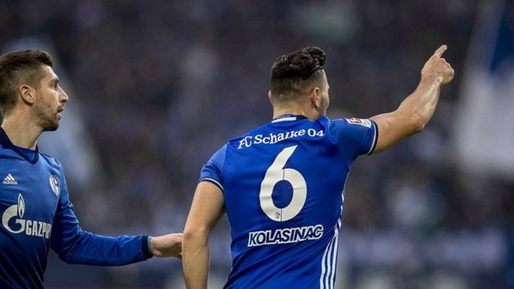 Kolašinac zabio za slavlje Schalkea