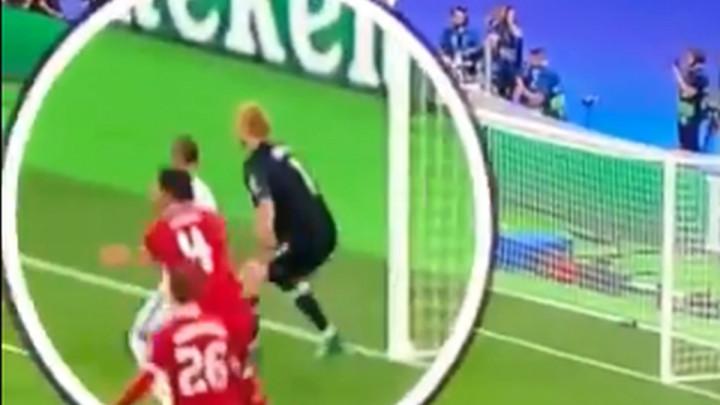UEFA donijela odluku o Ramosovom laktanju Kariusa