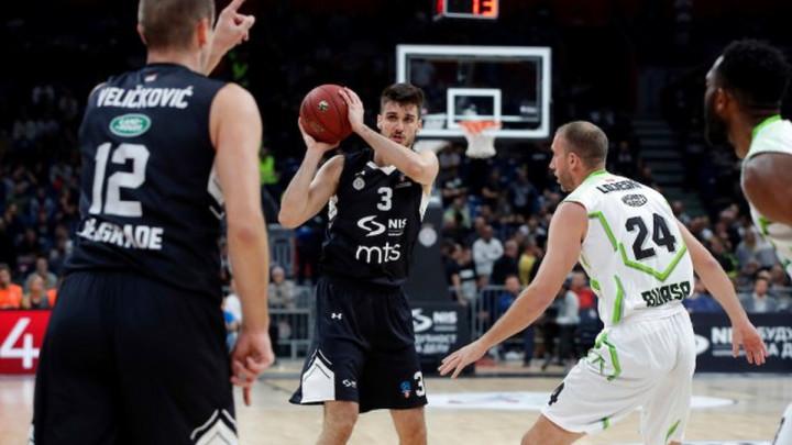Partizan od -14 do uvjerljive pobjede nad Tofasom