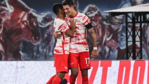 Leipzig razbio Stuttgart, Szoboszlai postigao dva gola za pamćenje