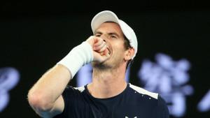 Murray: Sjajno je dijeliti teren sa Serenom