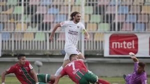 FK Sarajevo: U narednim danima definisanje stepena povrede Ahmetovića