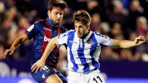 Levante ispustio vodstvo protiv Sociedada, igrao i Prcić