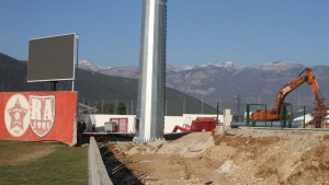 U Mostaru postepeno niče moderan fudbalski stadion, uskoro novi radovi!