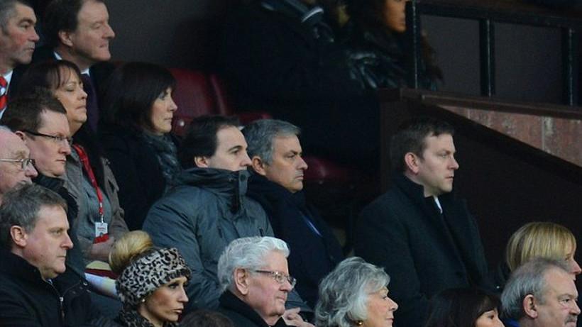 Mourinhovi skauti boravili na gradskom derbiju