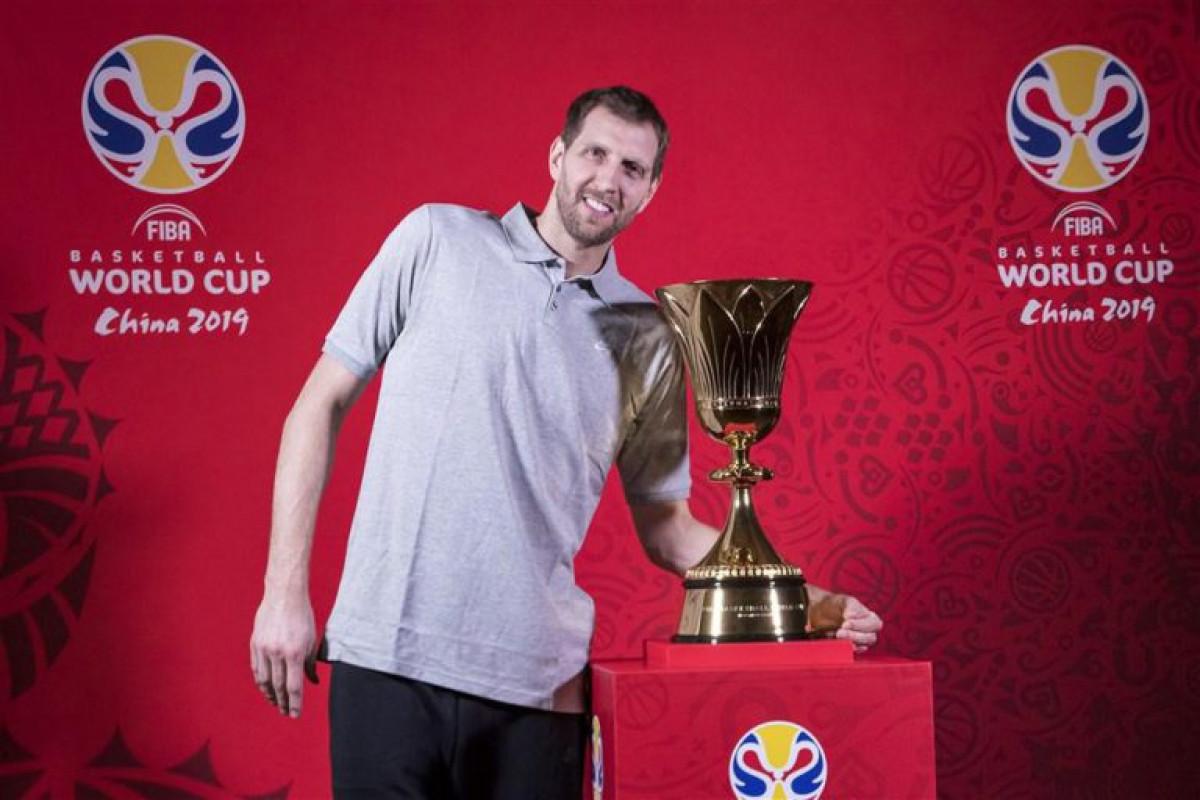 Nowitzki imenovan ambasadorom Svjetskog Prvenstva za košarkaše u Kini
