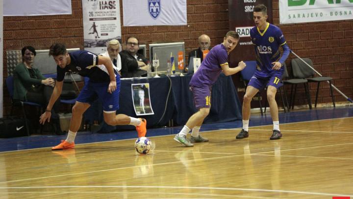 Bosna nakon penala osvojila treće mjesto protiv Željezničara