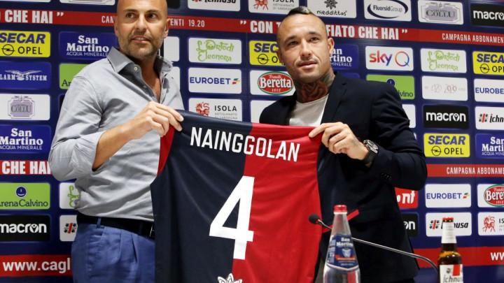 Inter ima novi plan za Nainggolana