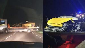 Divljao na cesti: Golman PSG-a slupao Lamborghini koji uopšte ne pripada njemu