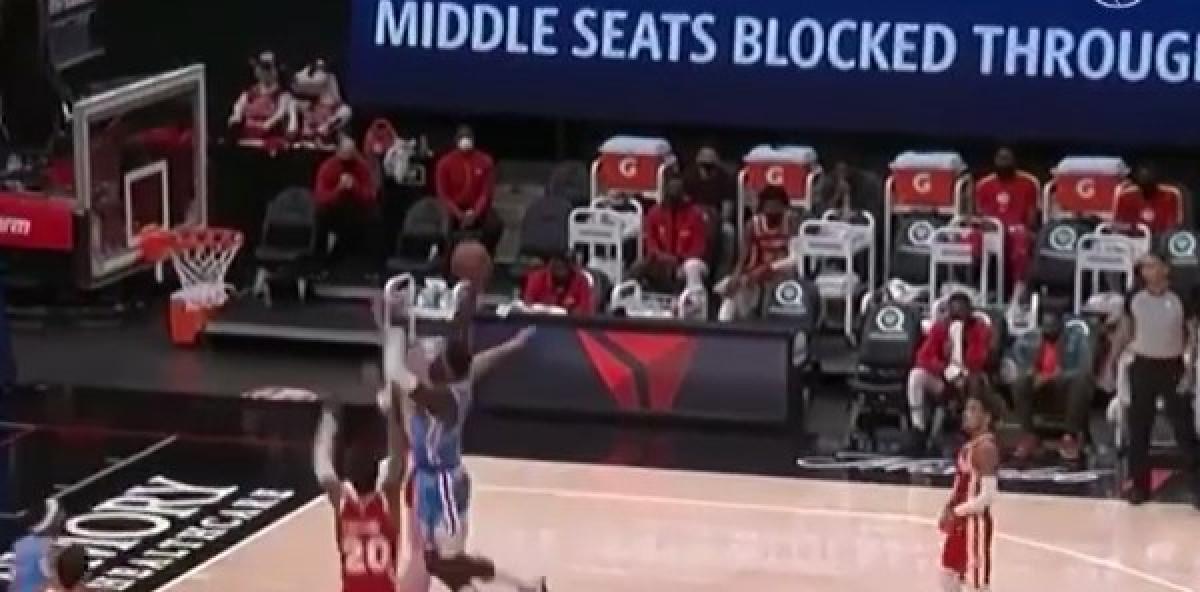 Spektakularno zakucavanje Jeffa Greena obilježilo noć na NBA parketima