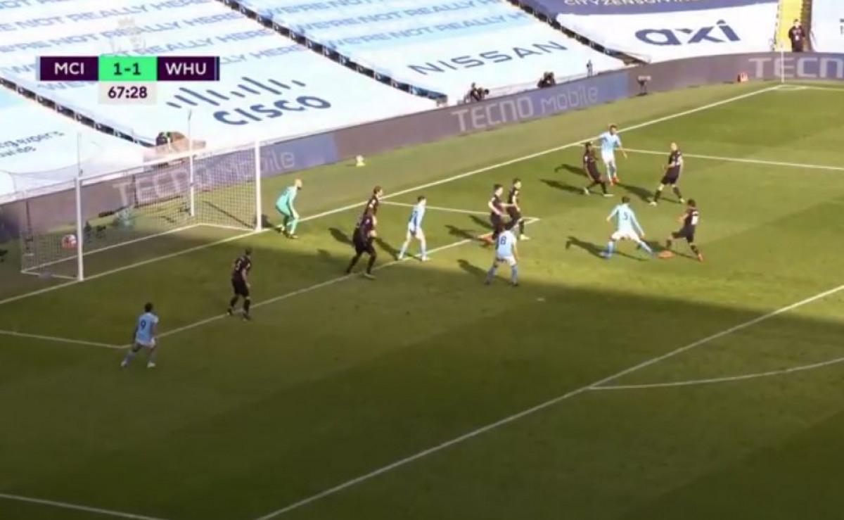 Stones spašava City protiv West Hama