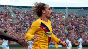Barcelona ponizila Napoli, prvijenac Griezmanna