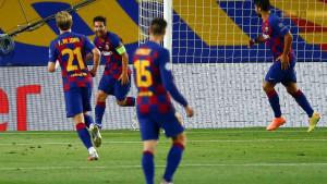 Napoli nije uspio kreirati senzaciju: Barcelona u četvrtfinalu Lige prvaka!