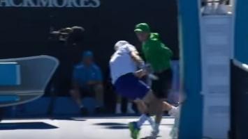 Svi komentarišu najluđu scenu sa Australian Opena