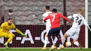 Milanu samo bod protiv Lillea, šest golova na meču Brage i Leicestera