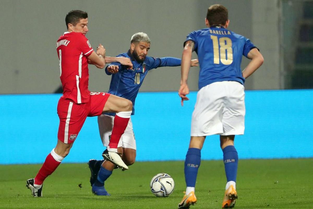Insigne: Radujemo se utakmici sa Bosnom i Hercegovinom