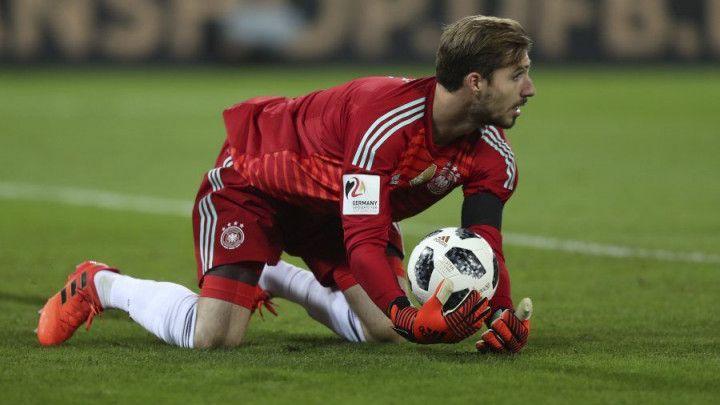 Trapp strahuje za mjesto u reprezentaciji Njemačke