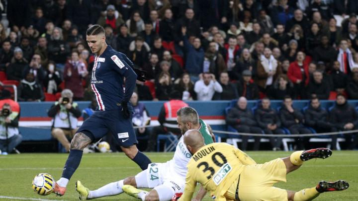 Sedam golova na Parku prinčeva: PSG deklasirao St. Etienne