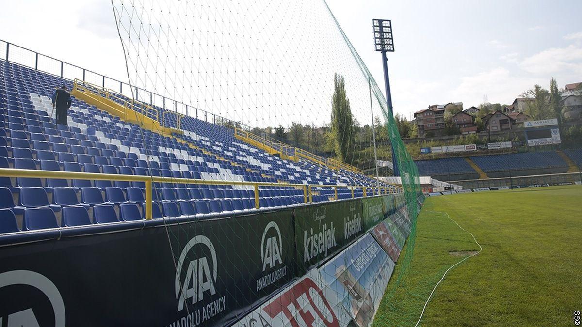 UEFA u martu obilazi bh. stadione, ali i eventualne lokacije za izgradnju novih