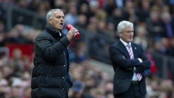 Hughes 'izvisio': Mourinho odbio rukovanje s trenerom Stokea