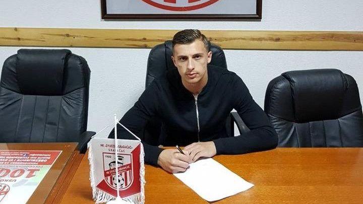 NK Zvijezda predstavila novo pojačanje za drugi dio sezone