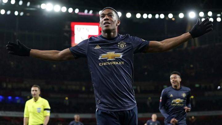 Martialov povratak u formu znači da će United vjerovatno ostati bez 8,7 miliona funti