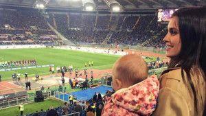Navijači Rome zatrpali profil Amre Silajdžić na Instagramu