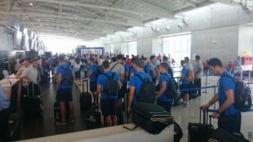 Zmajevi i dalje na aerodromu u Nikoziji