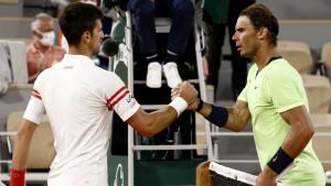 Izjave poslije antologijskog meča najbolje govore kakvi su sportisti Nadal i Đoković