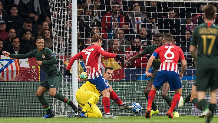 Atletico Madrid bez većih problema protiv Monaca, Falcao promašio penal