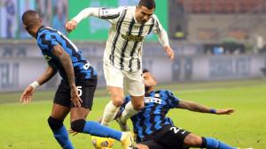 Juventus razbijen na Meazzi: Inter potpuno nadigrao Staru damu