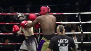 Lamar Odom ušao u ring: U najapsurdnijoj borbi u historiji pretukao je slabića da nije znao gdje je