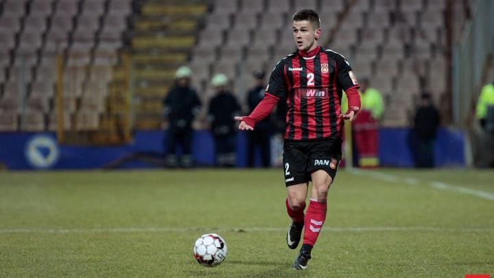 FK Sarajevo za narednu sezonu računa na Dušana Hodžića